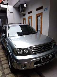 Ford Escape Limited 2.3 AT 2007 jual cepat BU