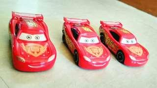 Lightning McQueen Die Cast Metal Toy Car