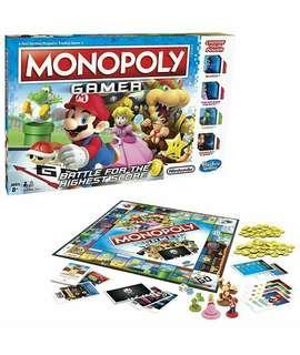 Brand New Monopoly Gamer