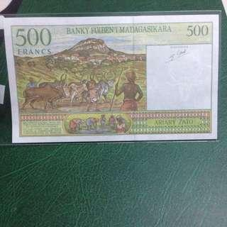 currency of Madagascar