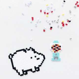 • Instock • Mini Beads Designs