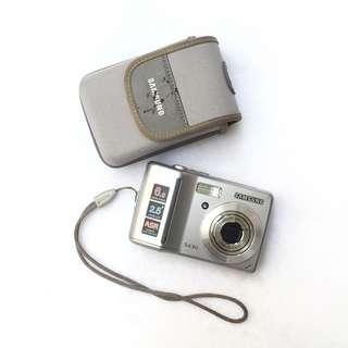 Samsung Kamera Digital S630 Silver