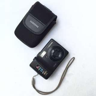 Samsung Kamera Digital S630 Black