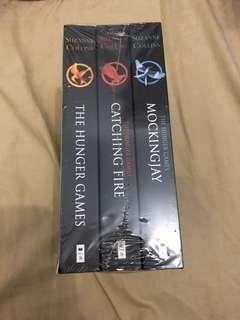 The Hunger Games Trilogi (Box Set)