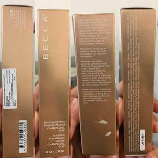BECCA - Shimmering Skin Perfector Liquid Highlighter in Champagne Pop