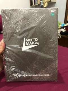 iKON - MIX & MATCH DVD (Get Ready? Showtime!) Jinhwan Set