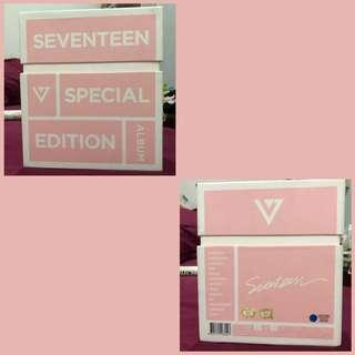 Seventeen - 1st Album 'Love & Letter Repackage' Special Edition