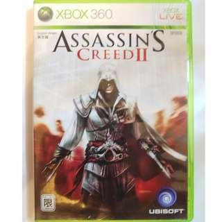 Xbox360遊戲 刺客教條2