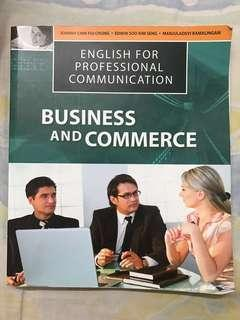 English for Professional Textbook