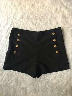 Sailor or Pilot Shorts Costume