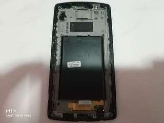 LCD With Frame For LG G4 Single Sim