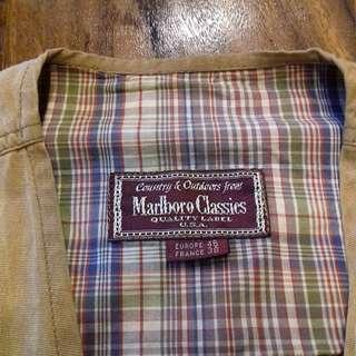 Vintage rare Marlboro Classics Cowboy Vest