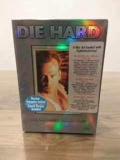 Die Hard Trilogy DVD Five Star Collection New