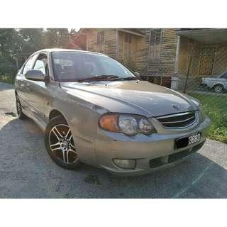 2006 Kia SPECTRA 1.6 (A) HIGH SPEC (ON THE ROAD)
