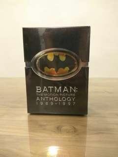 Batman Anthology DVD Boxset New