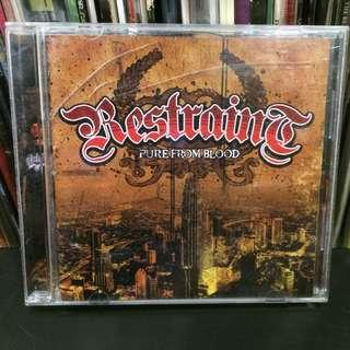 Restraint - pure from blood cd