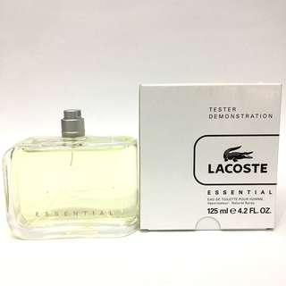 🚚 Lacoste Essential Edt Pour Homme Tester Pack authentic
