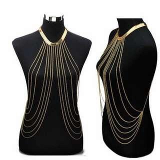 Body Chain/ Body jewelry
