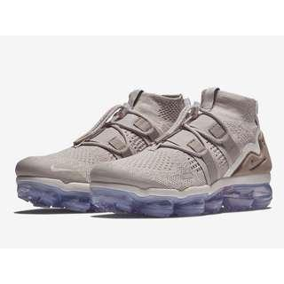 """Nike Air VaporMax Flyknit Utility """"Moon Particle""""US11"""