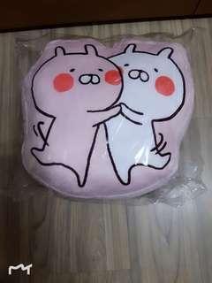 USAMARU兔丸造型抱枕