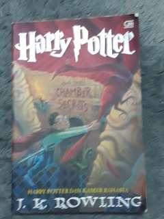 Novel Harry Potter and The Chamber of Secrets