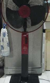Vintage electric standfan
