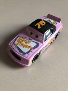 New Loose Disney Pixar Cars Vinyl Toupee 76
