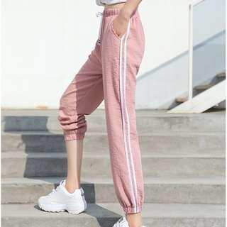 [PO] Korean Ulzzang Sports Pants