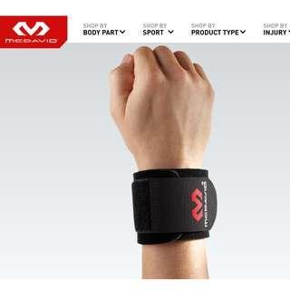 美國 MC DAVID 調整式護腕帶 Wrist Wrap/Adjustable 452