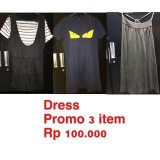 Dress & jumpsuit 2in1