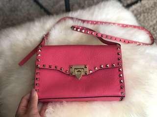 NEW Valentino rockstud shoulder bag