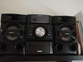 Sony Stereo Aduio System