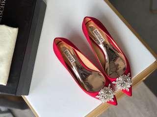 🚚 Badgley Mischak Ladies heels