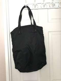 lululemon expandable bag