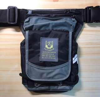 Tactical messenger waist bag