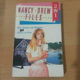 Nancy Drew Files 2-in-1