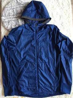 Adidas running Jacket - men japan size L