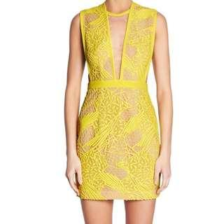 Manning Cartell mini dress WITH TAGS 6/XS