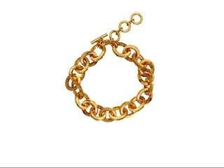 BNWT H&M MOSCHINO GOLD-PLATED NECKLACE ONE SIZE LIMITED EDITION SOLD OUT