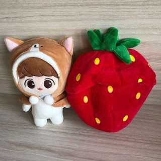🍂Strawberry Pouch 🍓