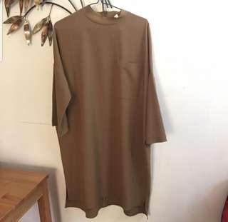 Oak fort dress