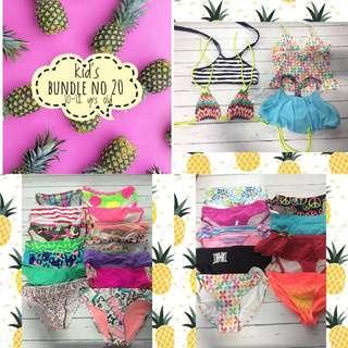 Swimsuit kids bundle