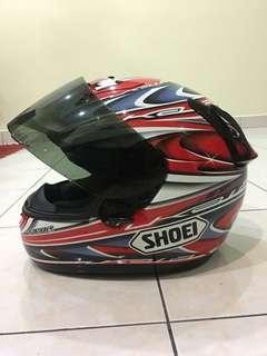 Helmet sheoi x11 ORI