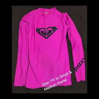 Roxy Rash guard