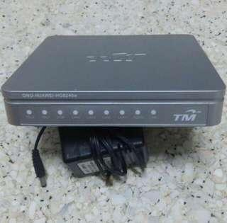 TM unifi modem