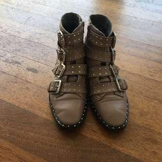 Topshop boots (Givenchy look alike)