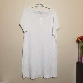 Oak fort t shirt dress