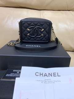 (不交換Chanel mini vanity case 14cm
