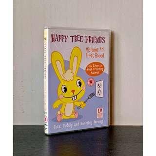Happy Tree Friends - Volume 1 - First Blood (DVD)
