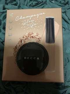 Becca Shimmering Skin Perfector Pressed - champagne pop